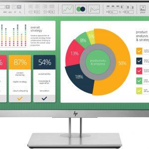 """HP Monitor 21.5"""" EliteDisplay E223"""