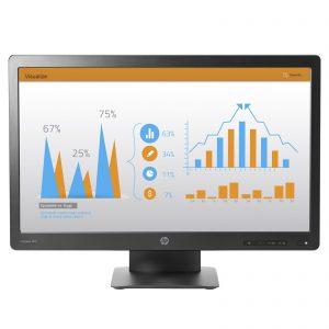 "HP Monitor 23.8"" ProDisplay P240va"