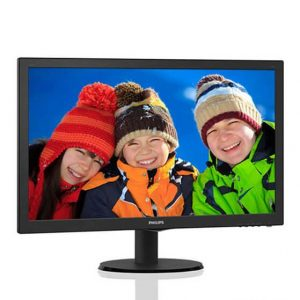 "Philips 243V5QHABA 23.6"" LED MVA"