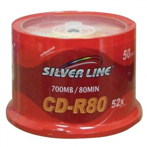 SILVER LINE CAKE50 CD-R80 CAKE PRINTABLE