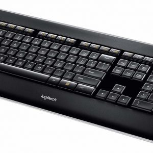 Logitech Wireless Illuminated Keyboard K800 Retail