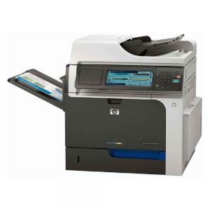 מדפסת לייזר צבע משולבת מחודשת HP LaserJet Enterprise CM4540 MFP