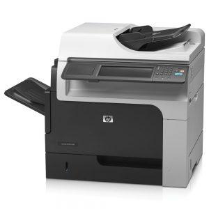 מדפסת לייזר משולבת מחודשת HP M4555 MFP