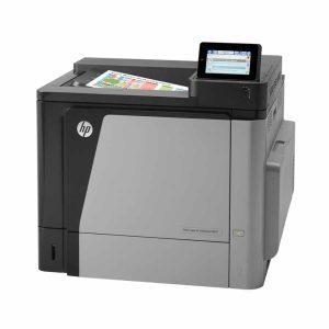 מדפסת לייזר צבע מחודשת HP LaserJet Enterprise M651dn – CZ256A