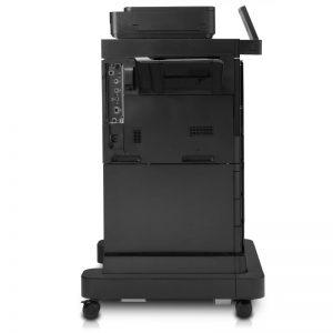 מדפסת לייזר צבע משולבת מחודשת HP LaserJet Enterprise M680f MFP