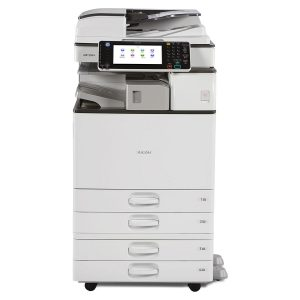 מכונת צילום לייזר שחור לבן A3 מחודשת Ricoh Aficio MP3054