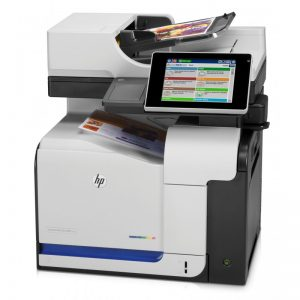 מדפסת מחודשת HP LaserJet Enterprise 500 Color MFP M575dn