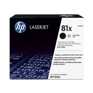 (HP CF281A (81A