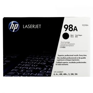 (HP 98A (92298A