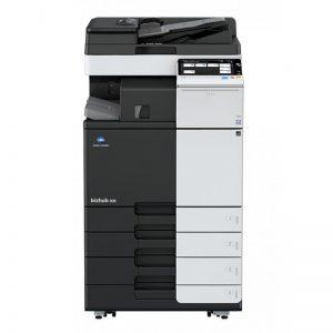 מכונת צילום לייזר צבע A3 מחודשת KONICA C308