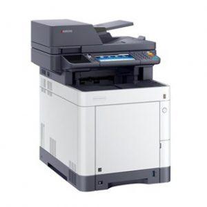 מדפסת לייזר משולבת צבע דגם Kyocera 6630 חדשה