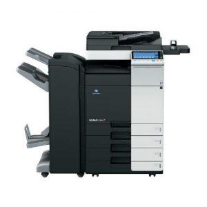 מכונת צילום לייזר צבע A3 מחודשת KONICA 364C