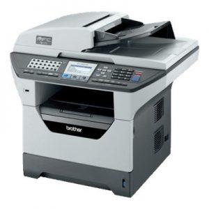 מדפסת לייזר משולבת מחודשת Brother MFC8880DN