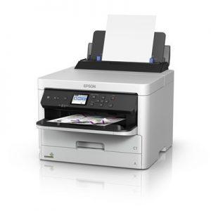 מדפסת הזרקת דיו צבעונית EPSON WF-C5290DW
