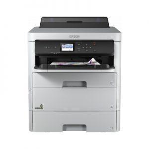 מדפסת הזרקת דיו צבעונית EPSON WF-C529RDTW