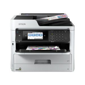 מדפסת הזרקת דיו משולבת EPSON WF-C5710DWF