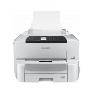 מדפסת הזרקת דיו A3 צבעונית EPSON WF-C8190DW