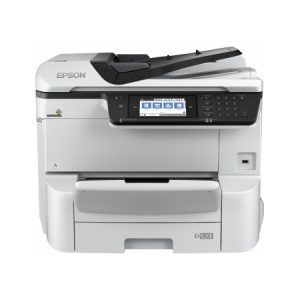 מדפסת הזרקת דיו משולבת A3 צבע EPSON WF-PRO C8690DWF