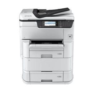 מדפסת הזרקת דיו משולבת A3 צבע EPSON WF-C878RDTWF