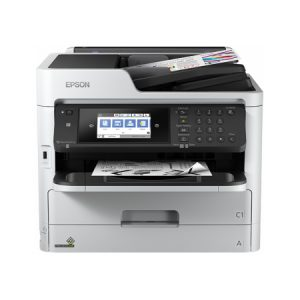 מדפסת הזרקת דיו משולבת EPSON WF-M5799