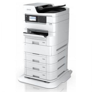 מדפסת הזרקת דיו משולבת A3 צבע EPSON WF-C879RDTWF
