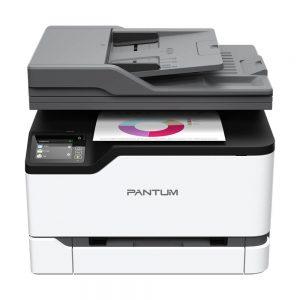 מדפסת לייזר צבע משולבת Pantum CM2200FDW