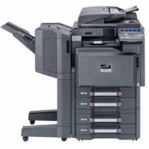מכונת צילום לייזר ש/ל מחודשת Kyocera TASKalfa 5501i