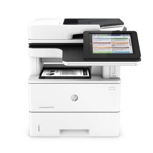 מדפסת לייזר צבעונית משולבת מחודשת HP MFP M577dn
