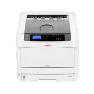 מדפסת לייזר A3 צבע OKI C824DN