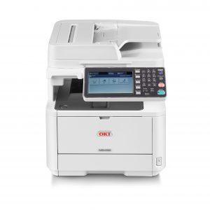 מדפסת משולבת OKI MB492DN MFP