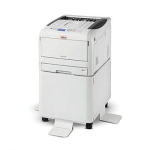 מדפסת לייזר A3 צבע עם טונר לבן דגם OKI Pro8432WT