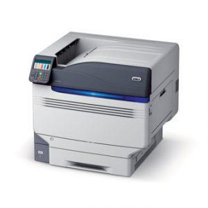 מדפסת לייזר A3 צבע עם טונר לבן דגם OKI Pro9541WT