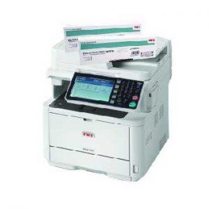 מדפסת משולבת OKI ES4192DN