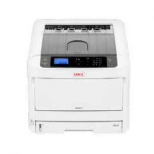 מדפסת לייזר A3 צבע OKI C834DNW