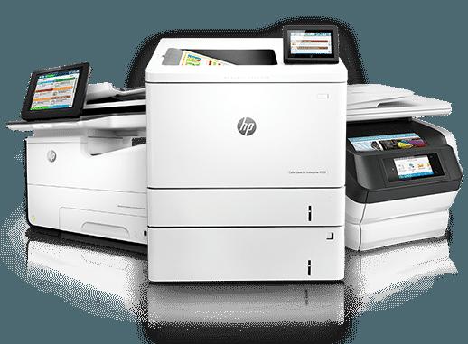 השכרה ומכירה של מדפסות hp, פרינטק מיכון משרדי
